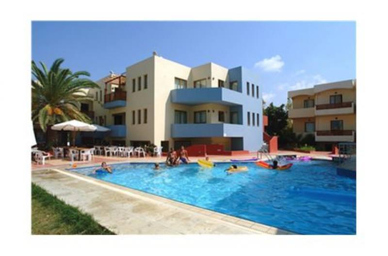 Appartementen Mary - Platanes - Rethymnon Kreta